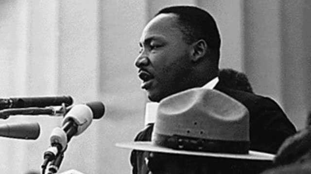 Celebs March on Washington - MLK