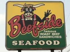 Tie-13) Beefside in Concord