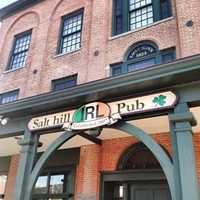 Tie-8) Salt Hill Pub in Hanover, Lebanon and Newport