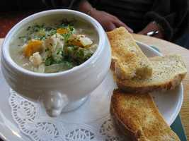We sifted through hundreds of nominations. Now, here's a look at the top choices for chowder in New Hampshire.