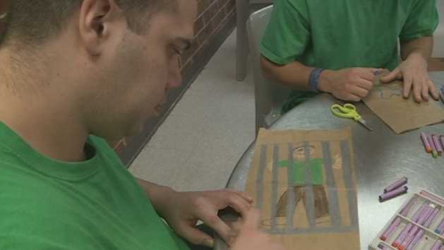 Inmate Art Therapy
