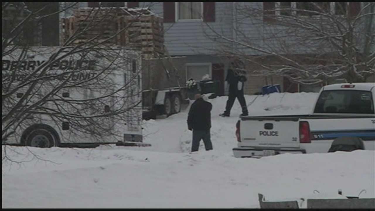 Repo man says homeowner waved gun at him