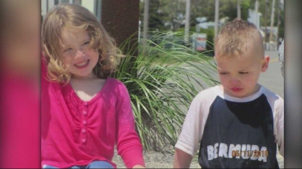 Lexi, Sean Munroe  Franklin hope chest victims