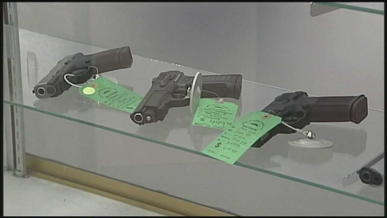 Bill aims to limit gun purchases by mentally ill