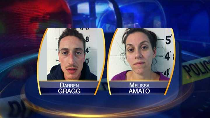 Police arrest woman and man after they barricaded themselves in a Hampton Falls