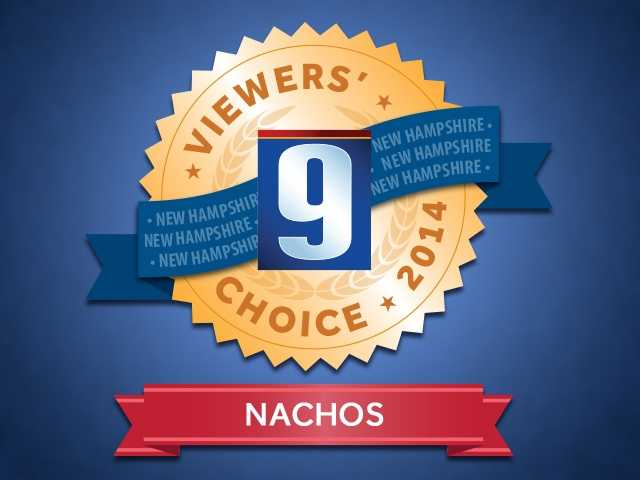 Hungry for some nachos? We asked our viewers to choose their favorite places to get nachos in New Hampshire.