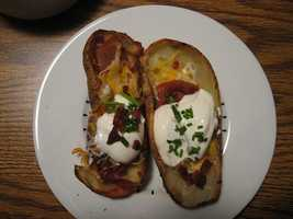 We sorted through dozens of nominations. Now, here's a look at the top choices for potato skins in New Hampshire!
