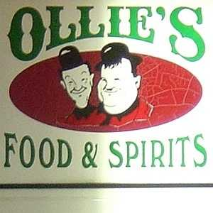 Tie-6) Ollie's Food & Spirits in Manchester