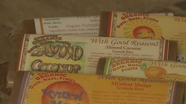With Good Reason Granola