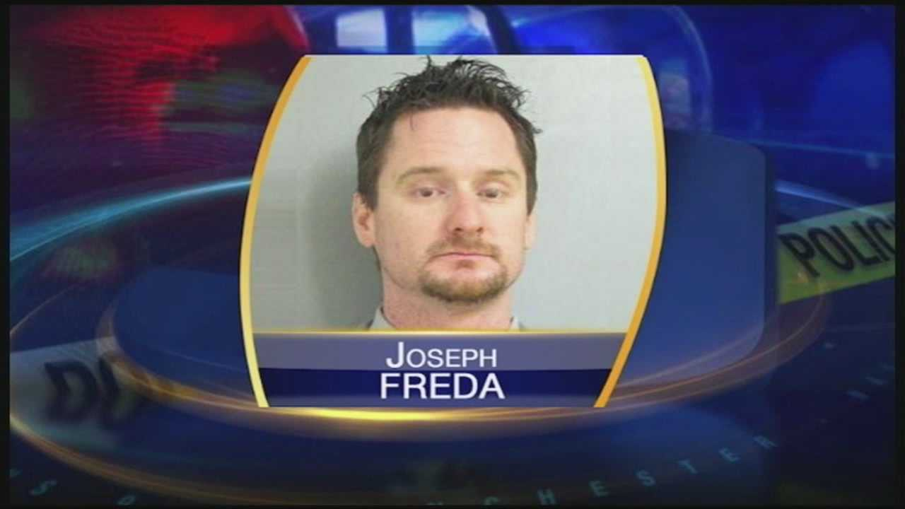 Salem officer on leave, charged with assault