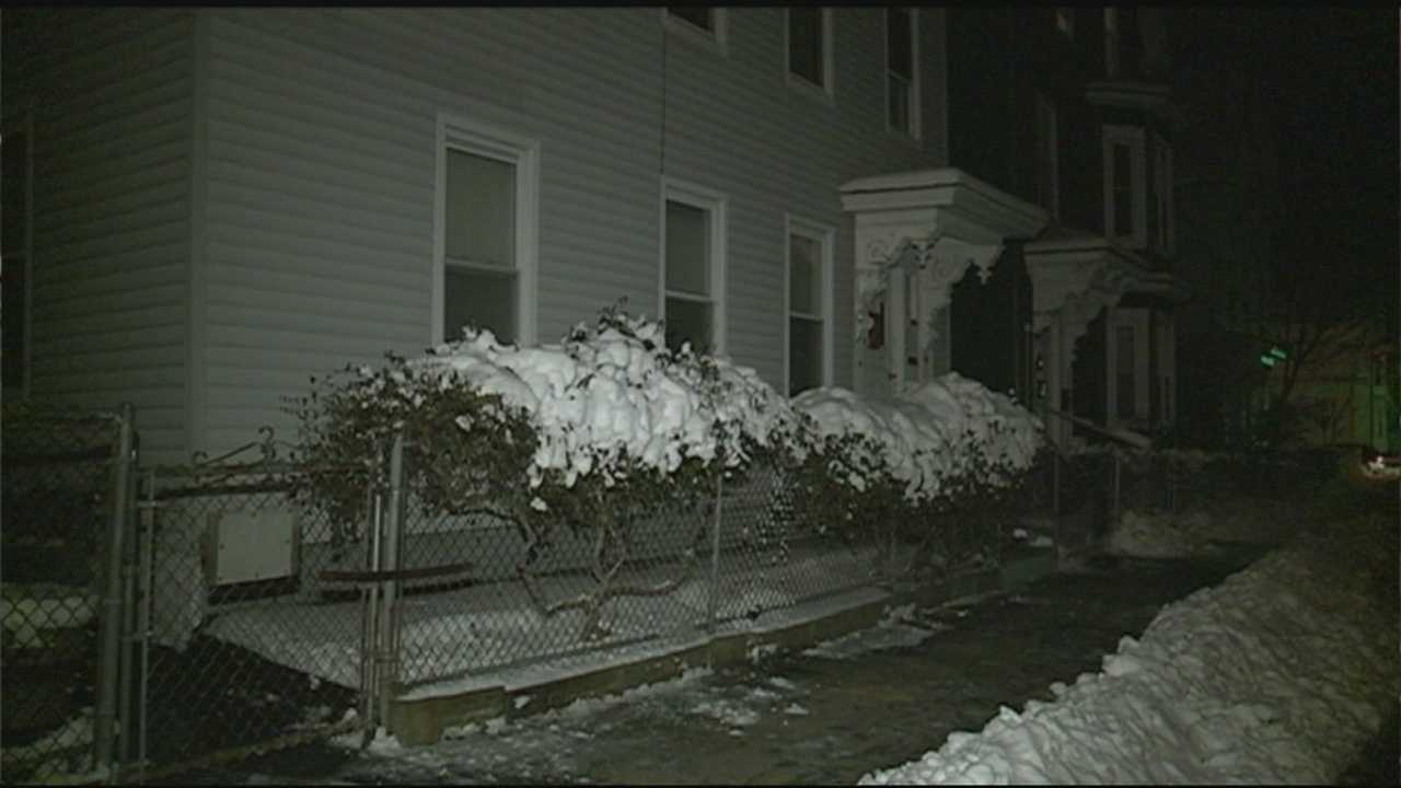 Seven people were taken to the hospital Sunday after a carbon monoxide leak.