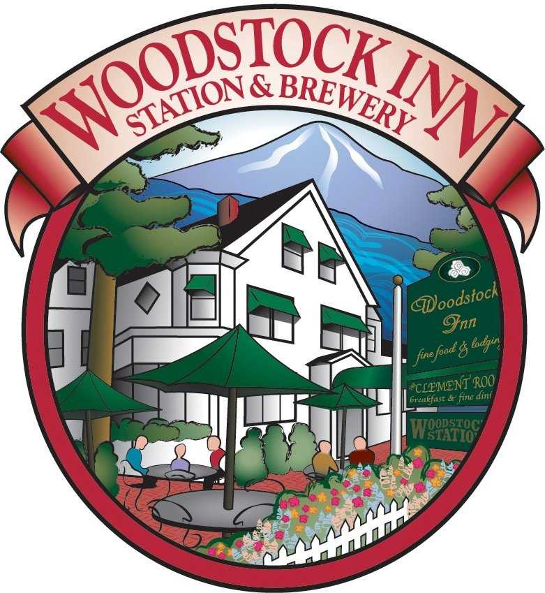 Tie-14) Woodstock Inn Station & Brewery in North Woodstock