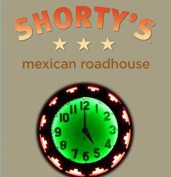 Tie-10) Shorty's Mexican Roadhouse in Manchester and Nashua