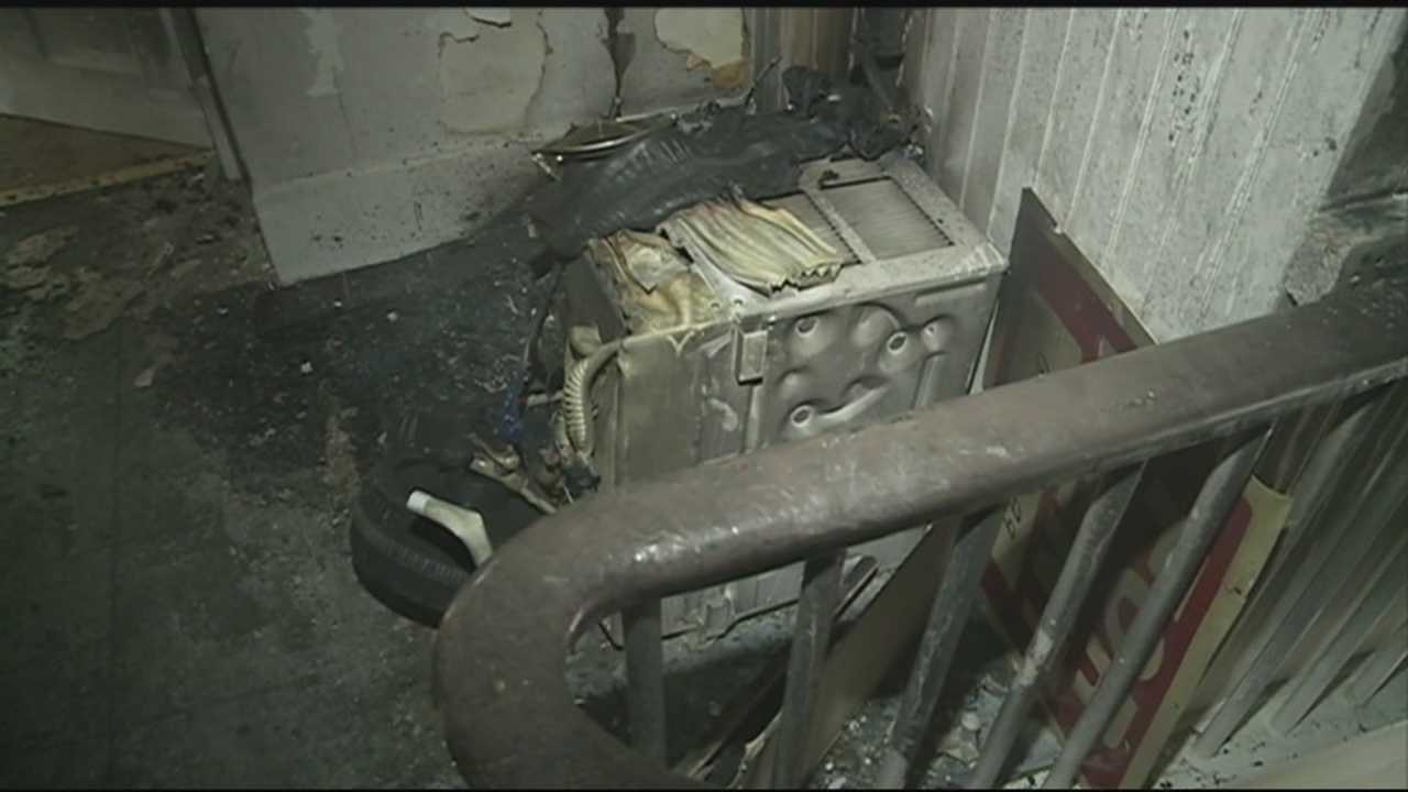 4 rescued from fire in Nashua