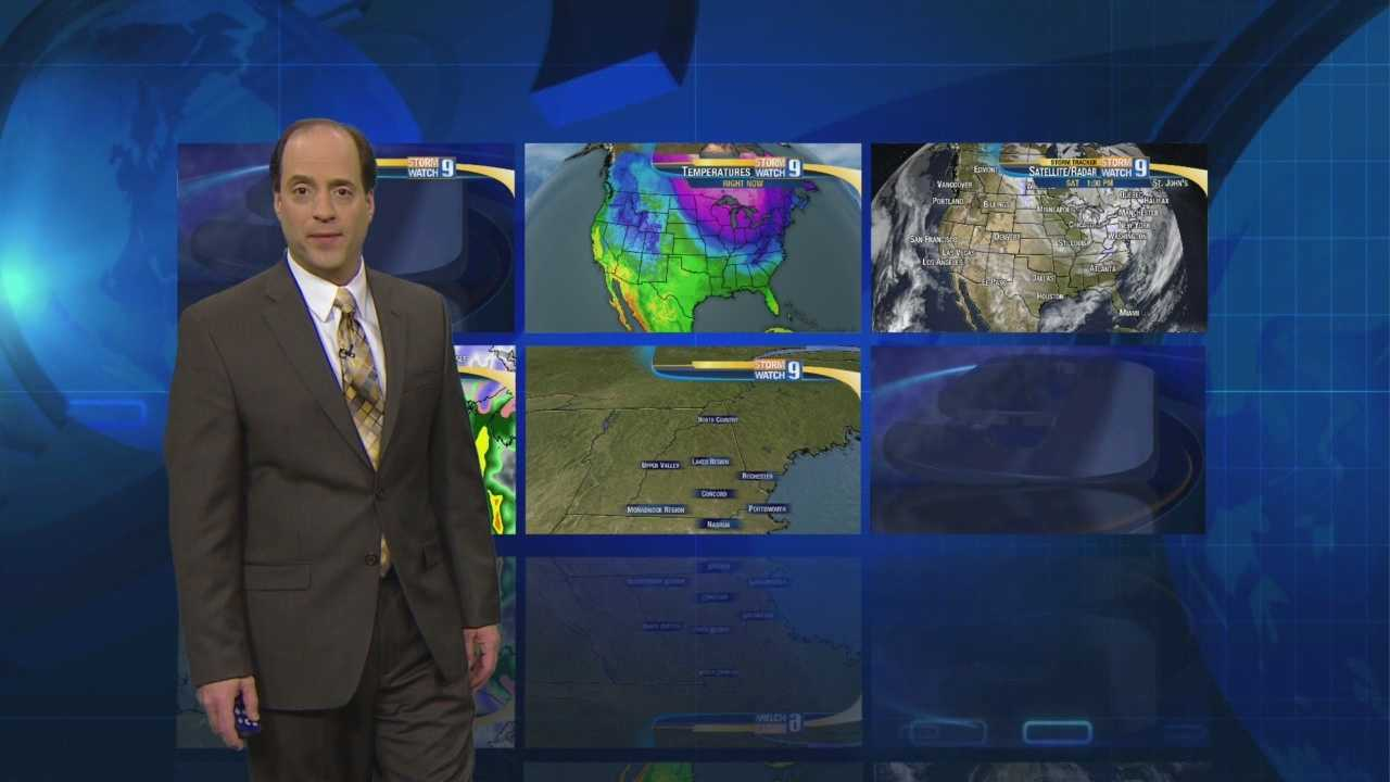 Mike Haddad has your forecast