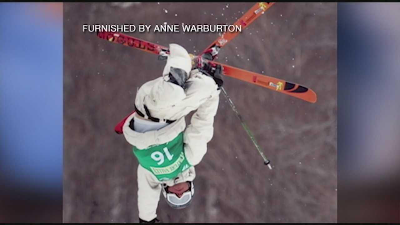 NH ski coach going to Olympics