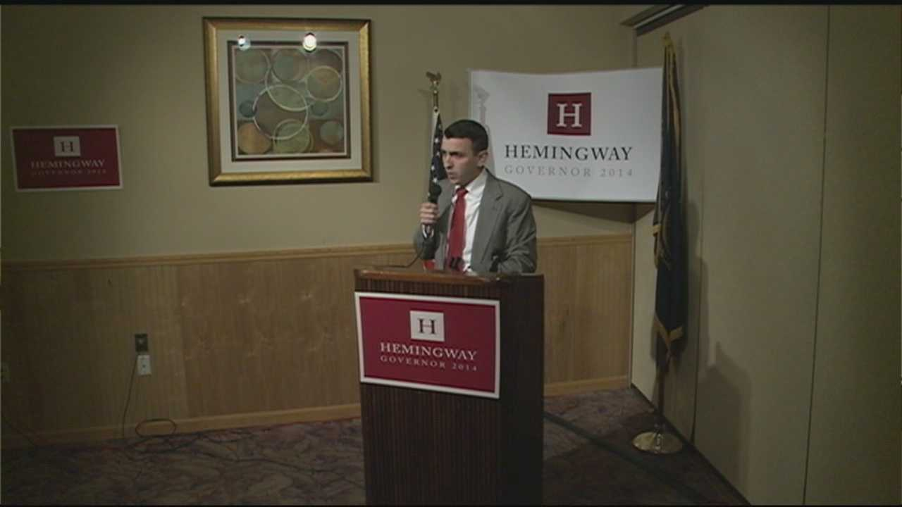 Republican enters race for governor