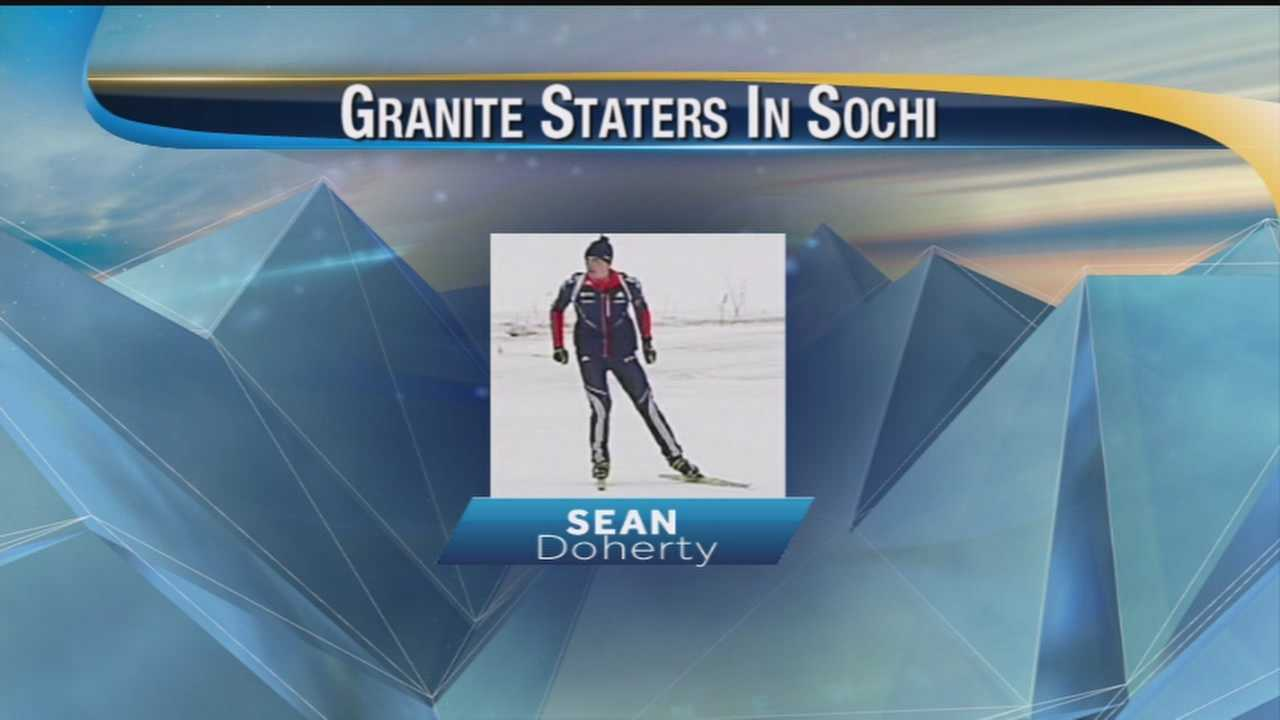 Olympic minute: Sean Doherty