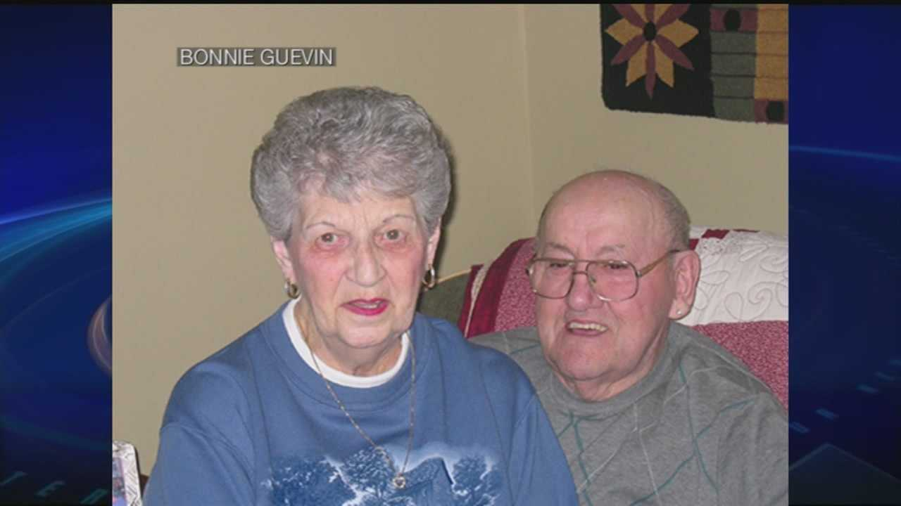 New Hampshire couple, Victor and Ruth Petrin, celebrated their 65th wedding anniversary on Wednesday.
