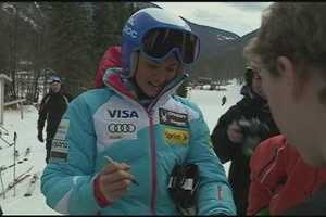 Julia Ford, of Plymouth, will be competing for the Alpine Skiing team.Learn more about Julia:http://www.wmur.com/news/sports/julia-ford-holderness-alpine-skiing/-/9857950/24154592/-/11981dl/-/index.html.