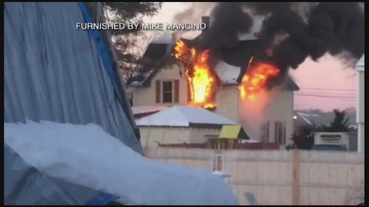 img-Fire officials Overloaded extension cord sparks fatal Manchester house fire
