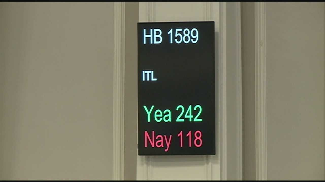 NH House votes to kill background check bill