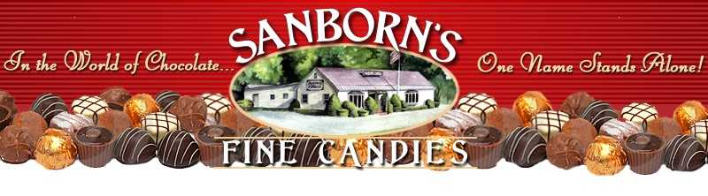 10 tie) Sanborn's Fine Candies in Hampton