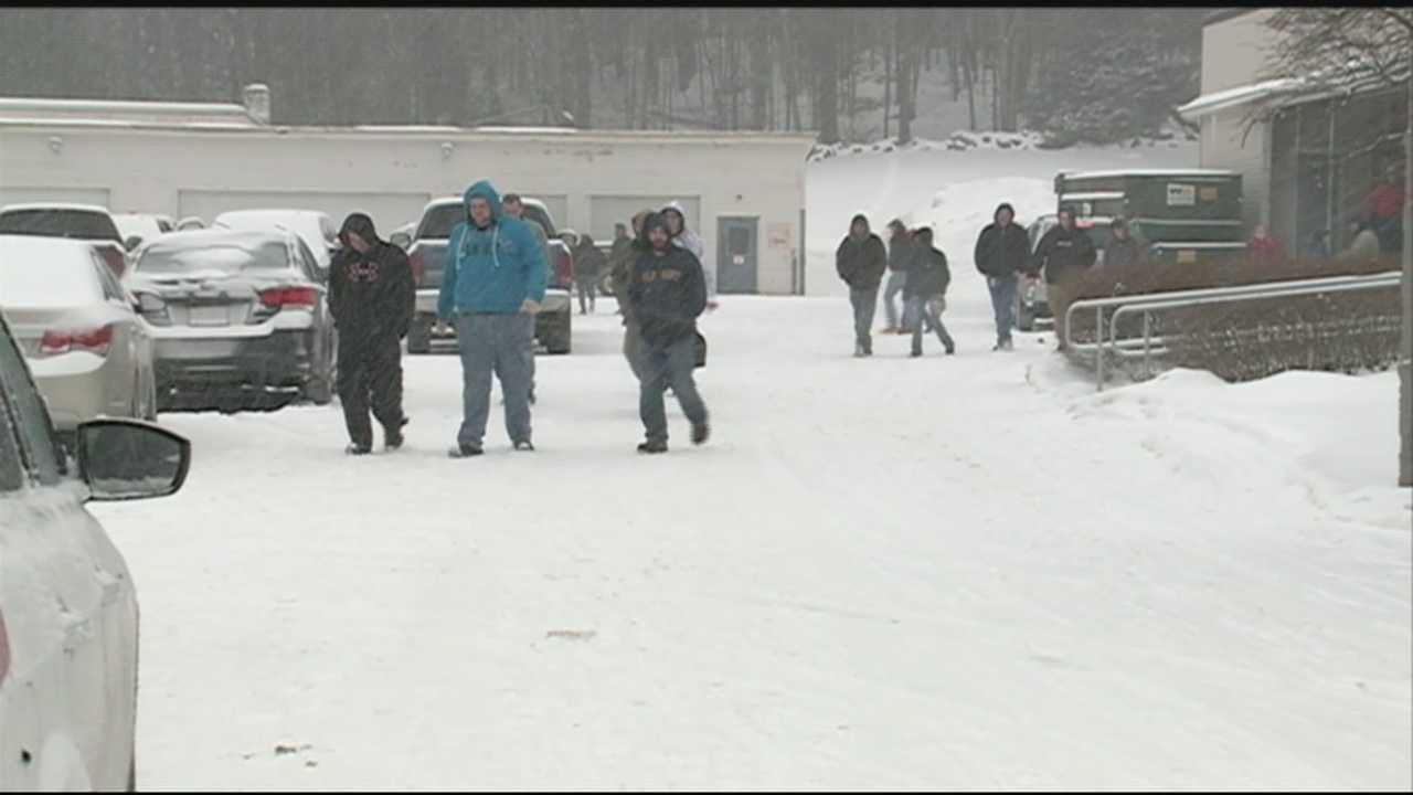 Employees back to work after plant explosion