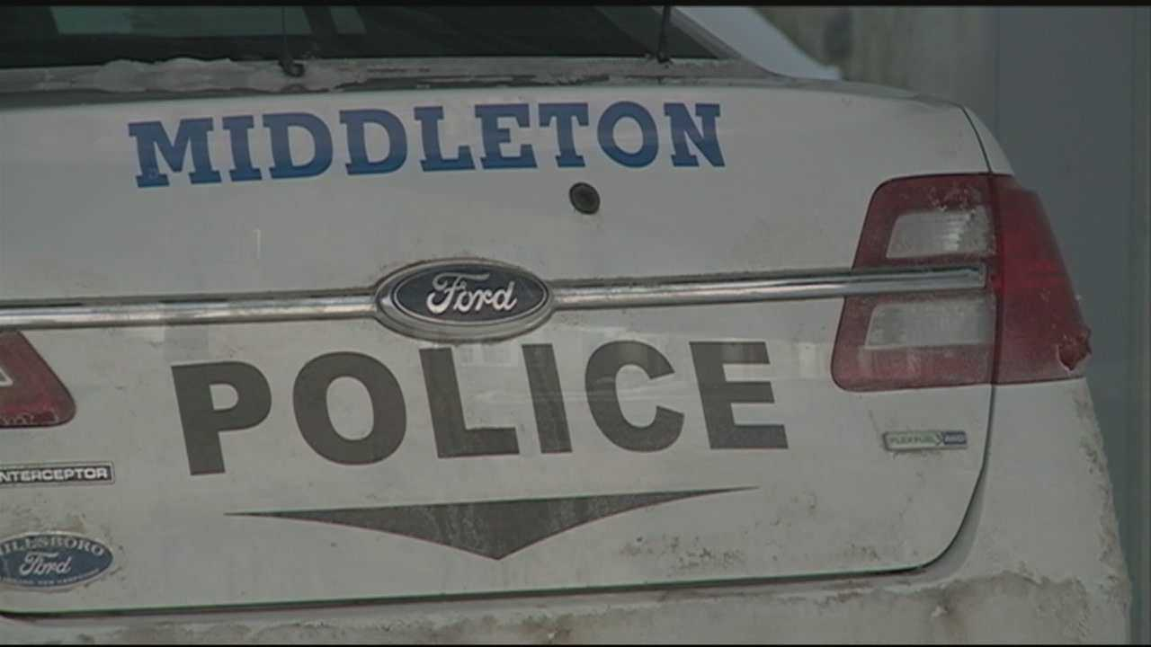 Middleton police investigate possible abduction