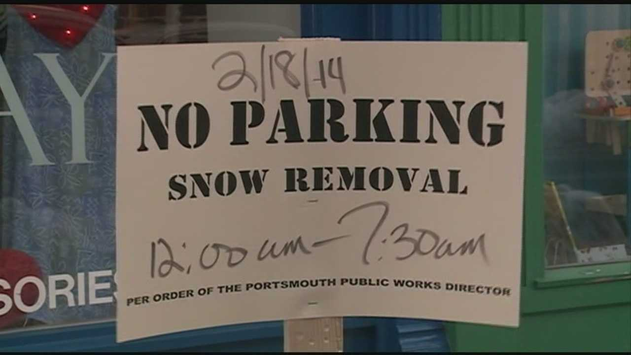Portsmouth preparing for more snow