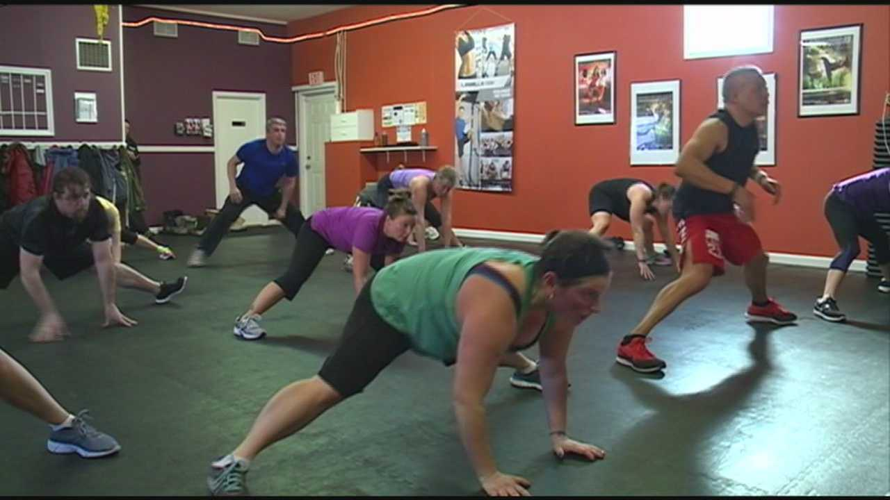 Get Trim Tuesday: Group fitness