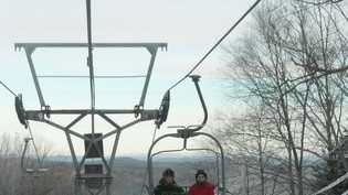 2) Pats Peak Ski Area in Henniker
