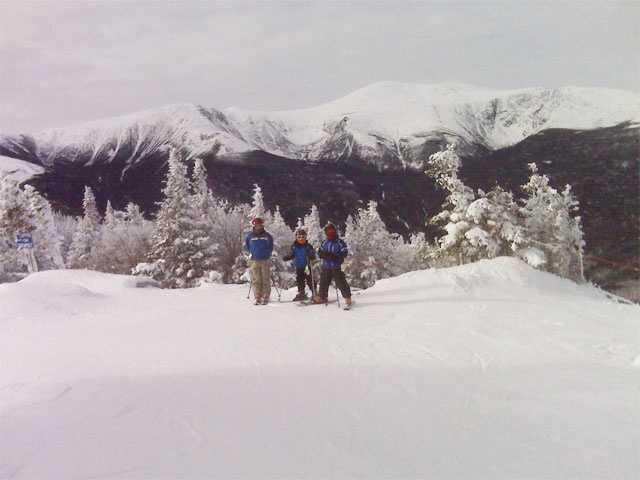 6 tie) Wildcat Mountain in Jackson