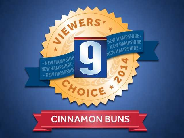This week, we asked who makes the best cinnamon buns in the Granite State. Learn where to find this sweet treat.