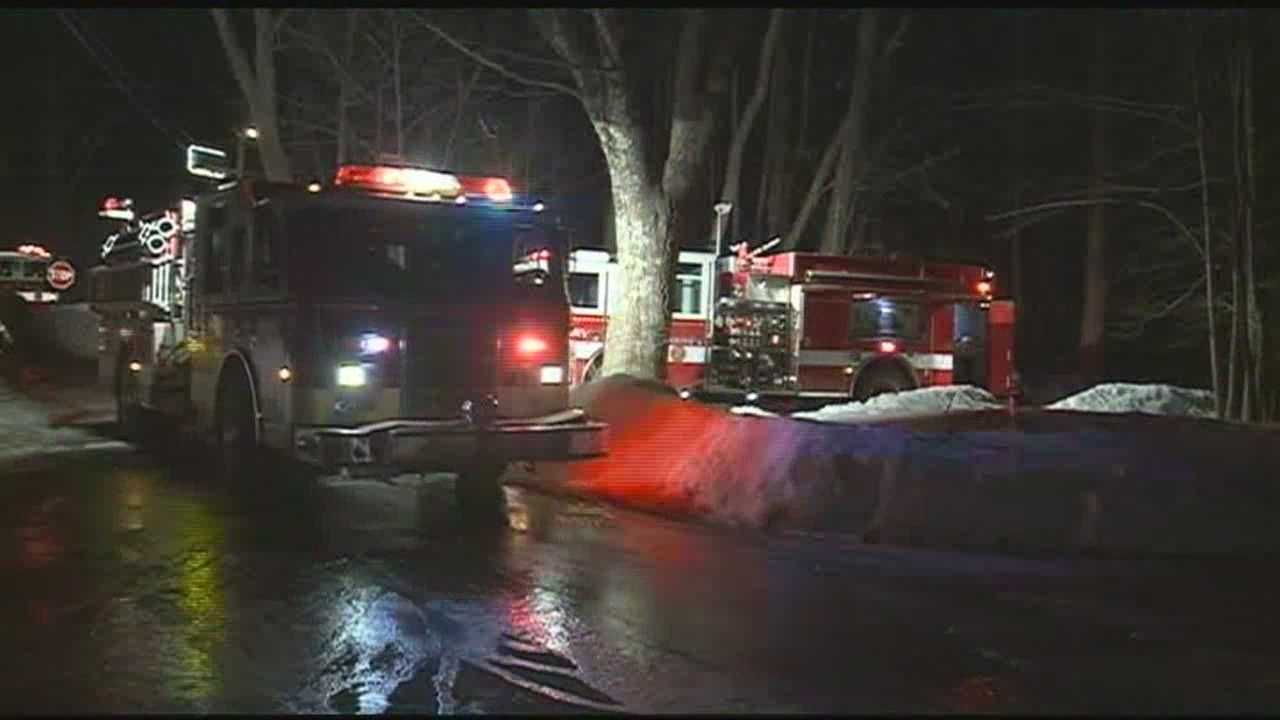 Derry man killed in early-morning fire
