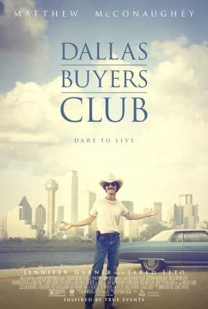 Best Actor: Matthew McConaughey for his role in Dallas Buyers Club