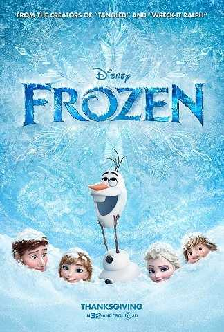 Best Animated Film: Frozen