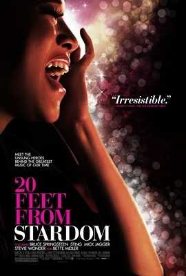 Best Documentary: 20 Feet From Stardom