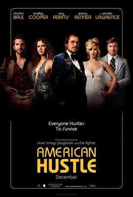 Best Picture: American Hustle(Actual winner: 12 Years a Slave)