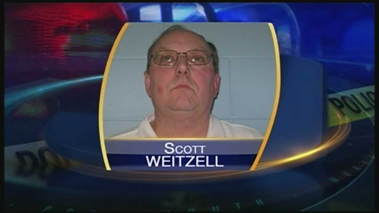 Man faces charges for locker room incident