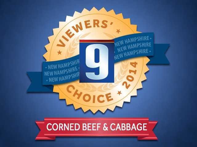 In anticipation of Saint Patrick's Day, we wanted to know who serves the best corned beef and cabbage in New Hampshire. Learn where to find this Irish-American dish.