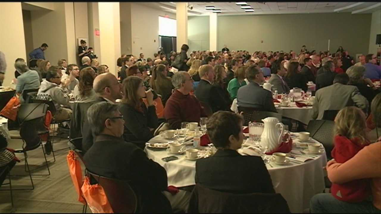 Heroes honored at annual Red Cross breakfast