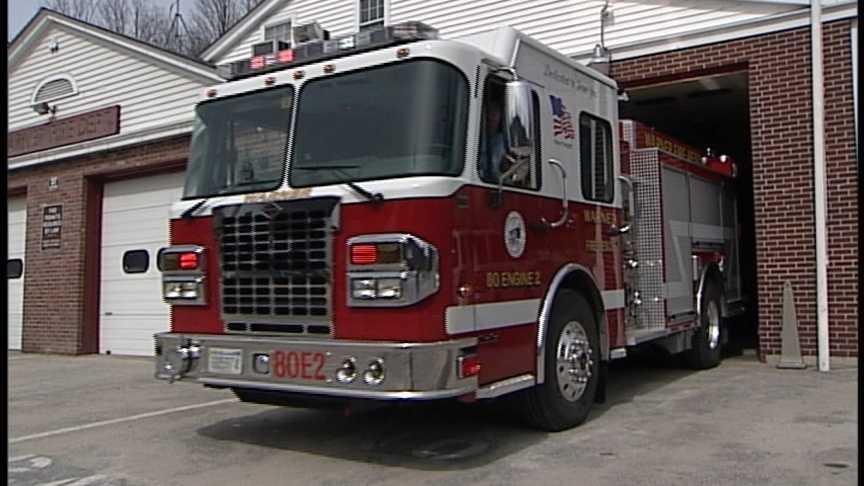 Valley Fire Trucks
