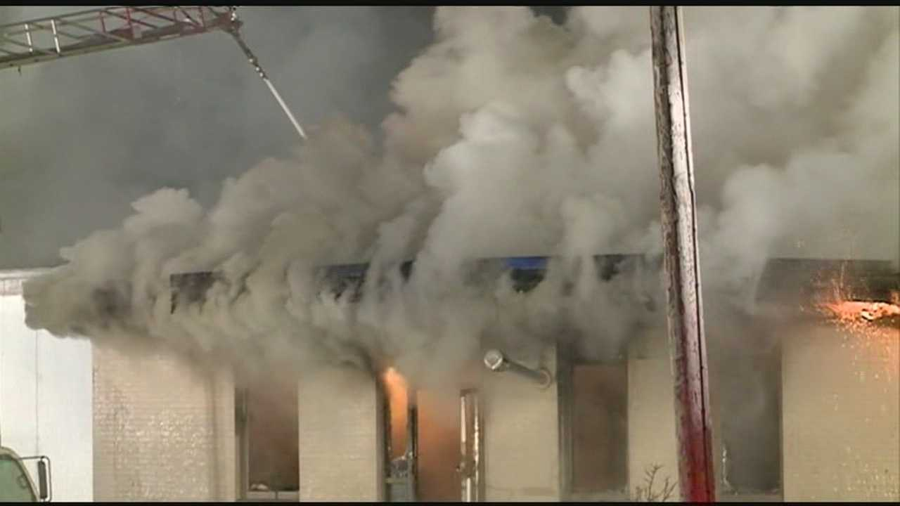 Pittsfield pizza shop destroyed in fire