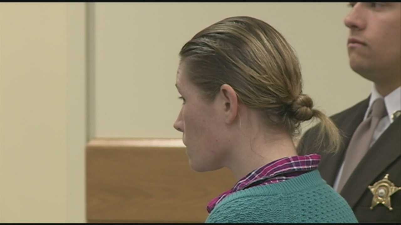 Day care worker sentenced in DWI case
