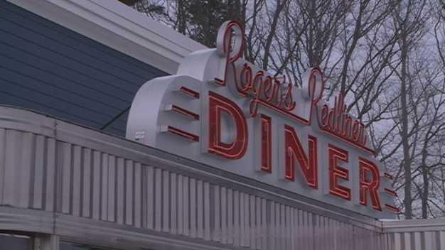 Roger's Redliner Diner