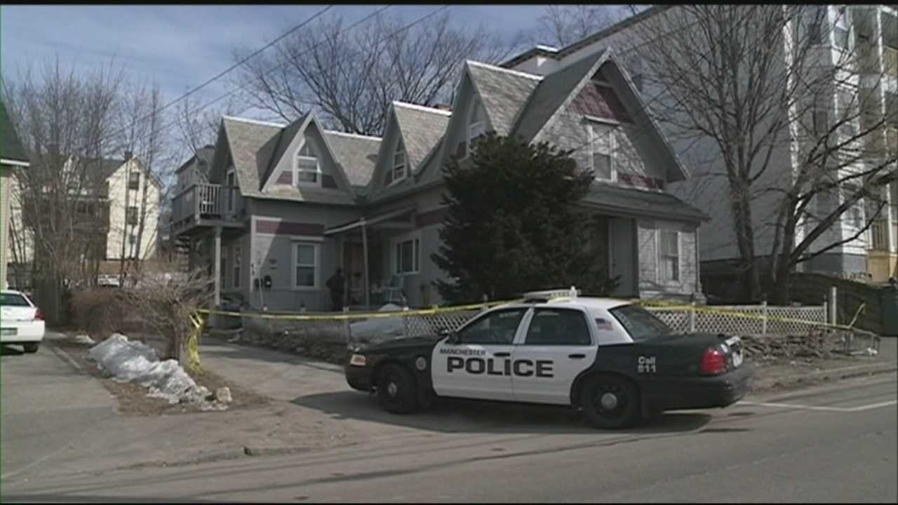 Victim stabbed in chest in Manchester