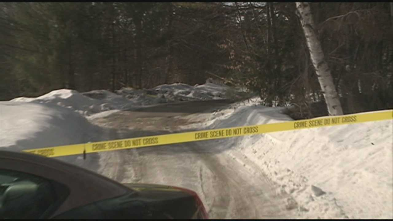 Man taken to hospital after Ossipee shooting