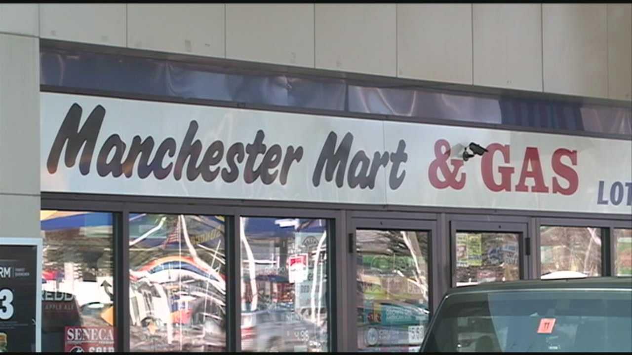 Manchester gas mix-up