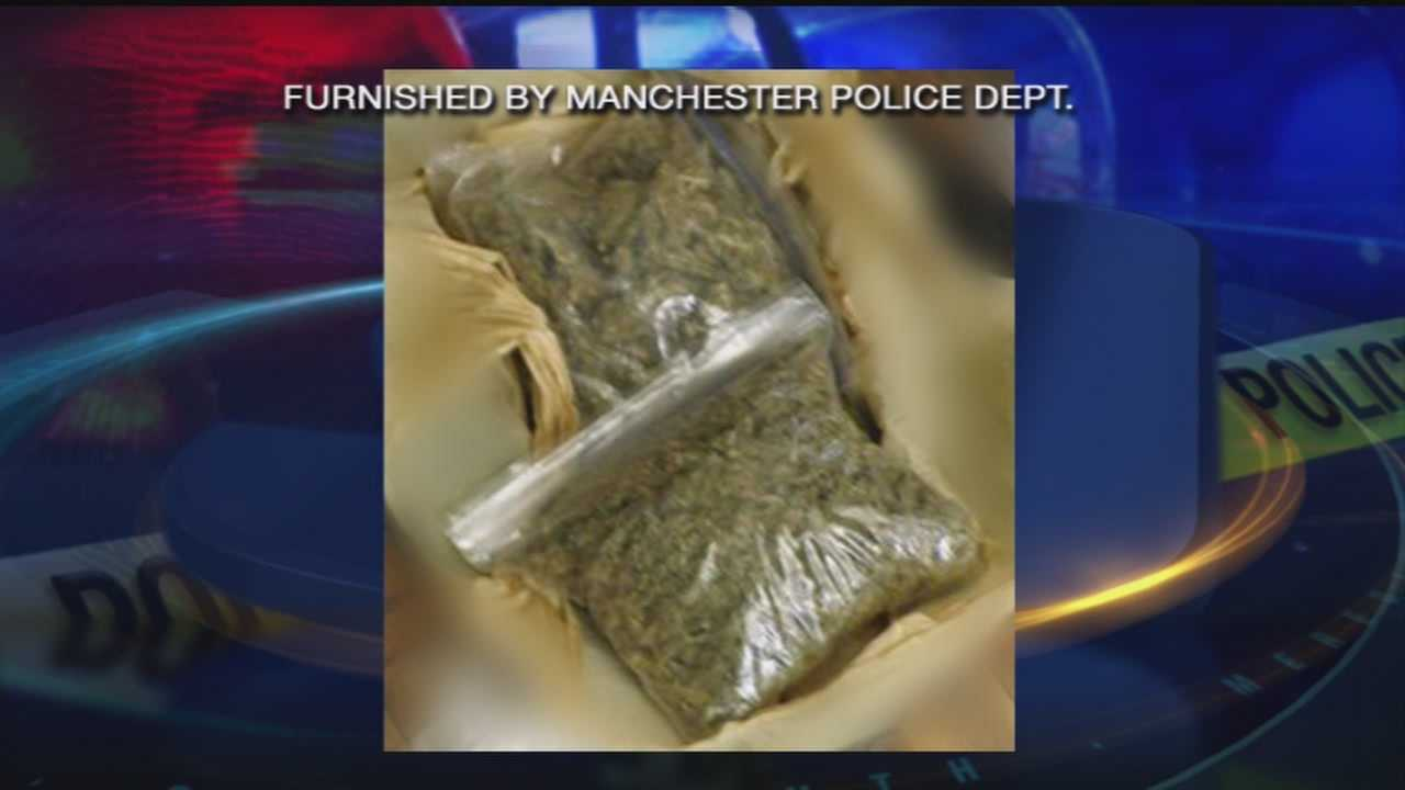 Manchester drug bust leads to 3 arrests